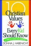 10 Christian Values Every Kid Should Know